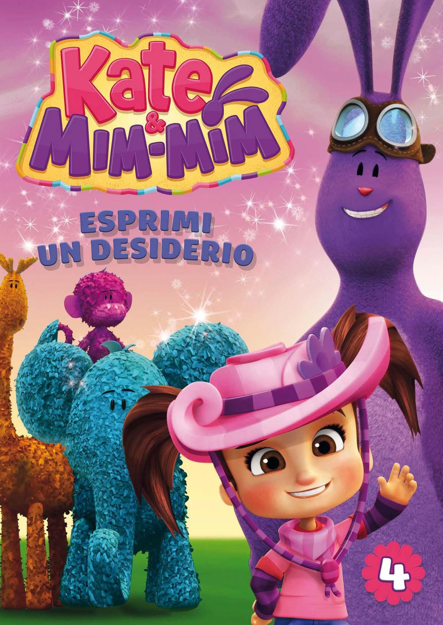 KATE & MIM-MIM - ESPRIMI UN DESIDERIO (DVD)