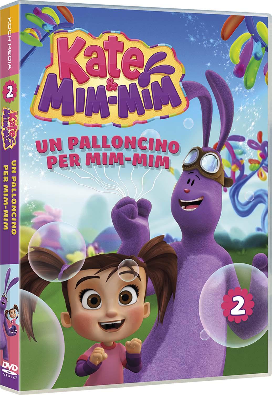 KATE & MIM-MIM #02 - UN PALLONCINO PER MIM-MIM (DVD)