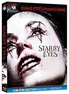 STARRY EYES (EDIZIONE LIMITATA+BOOKLET) - BLU RAY