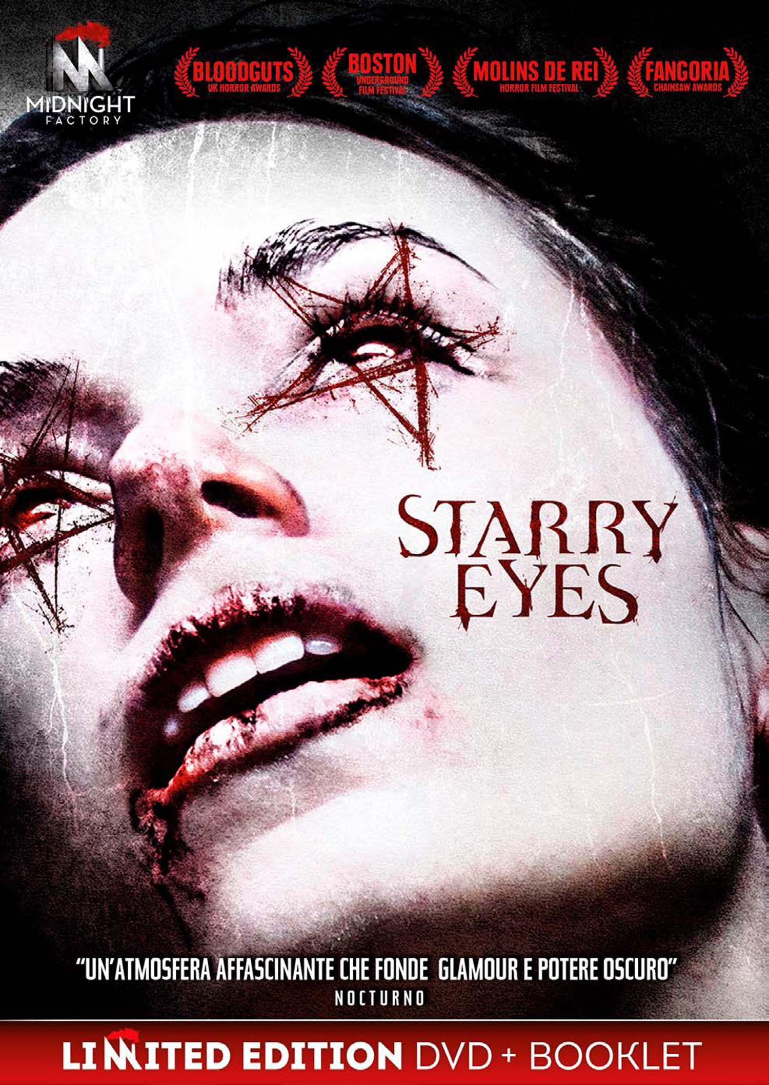 STARRY EYES (EDIZIONE LIMITATA+BOOKLET) (DVD)