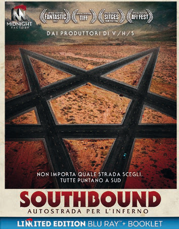 SOUTHBOUND - AUTOSTRADA PER L'INFERNO (BLU-RAY+BOOKLET)