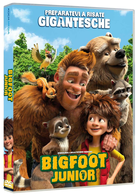 BIGFOOT JUNIOR (DVD)
