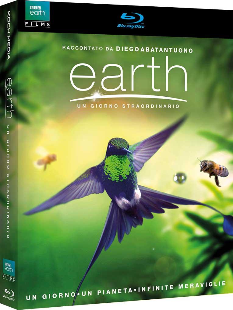 EARTH - UN GIORNO STRAORDINARIO - BLU RAY