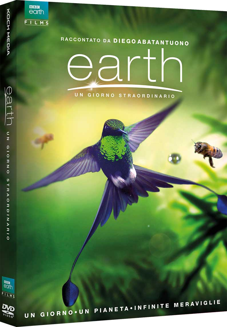 EARTH - UN GIORNO STRAORDINARIO (DVD)