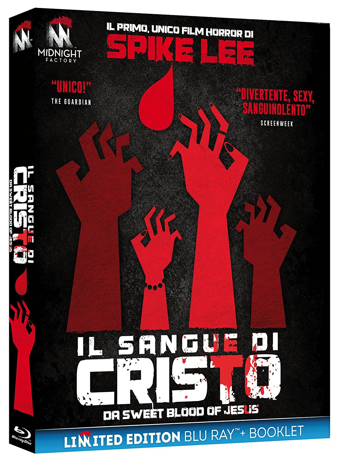 IL SANGUE DI CRISTO (LE)(BLU-RAY+BOOKLET)