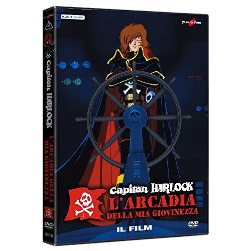 CAPITAN HARLOCK - L'ARCADIA DELLA MIA GIOVINEZZA (DVD)