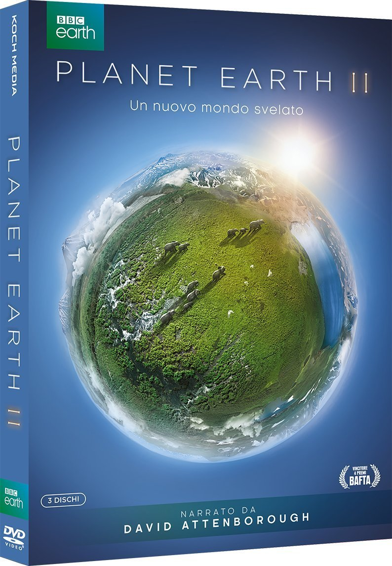 COF.PLANET EARTH II (3 DVD) (DVD)