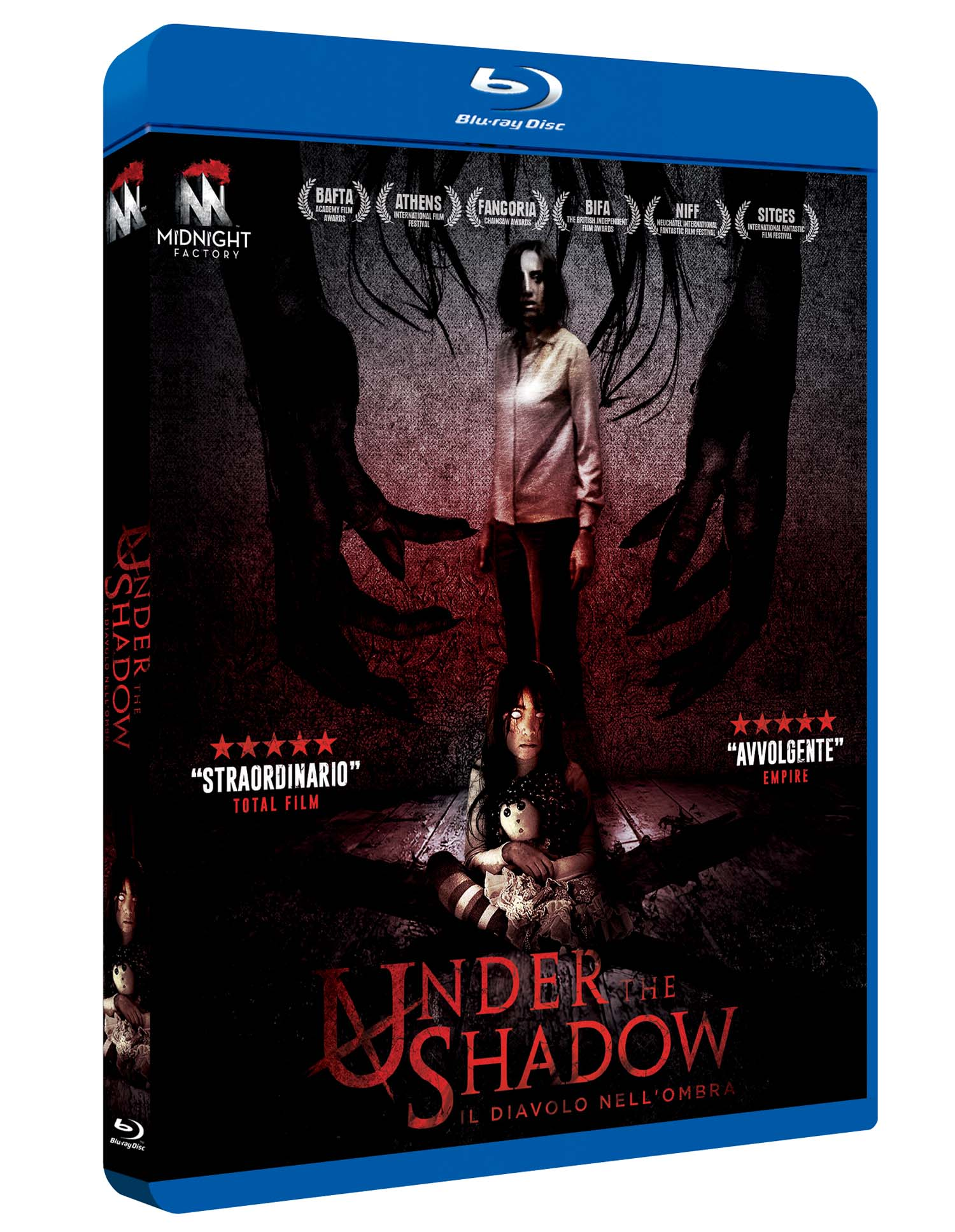 UNDER THE SHADOW - IL DIAVOLO NELL'OMBRA