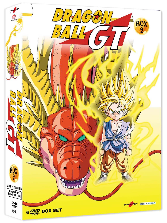 COF.DRAGON BALL GT #02 (6 DVD) (DVD)