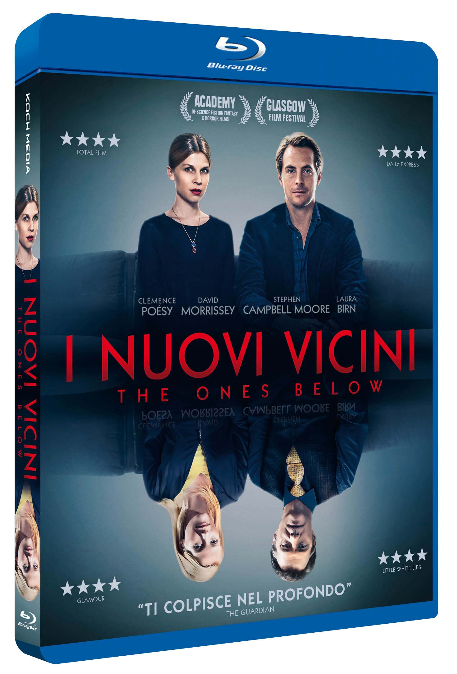 I NUOVI VICINI - THE ONES BELOW - BLU RAY