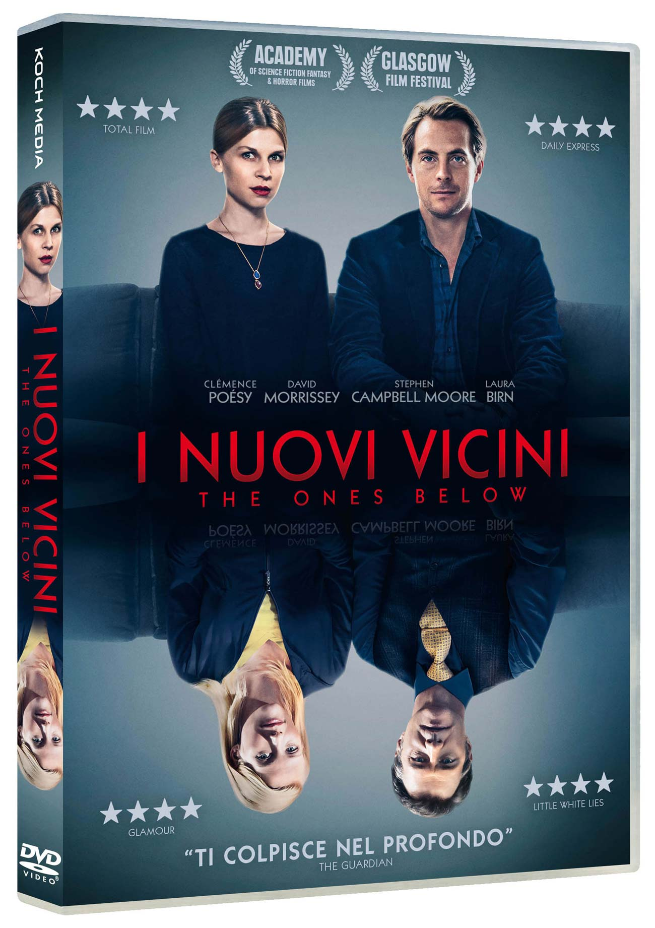 I NUOVI VICINI - THE ONES BELOW (DVD)