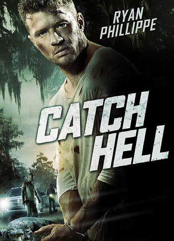 CATCH HELL - BLU RAY