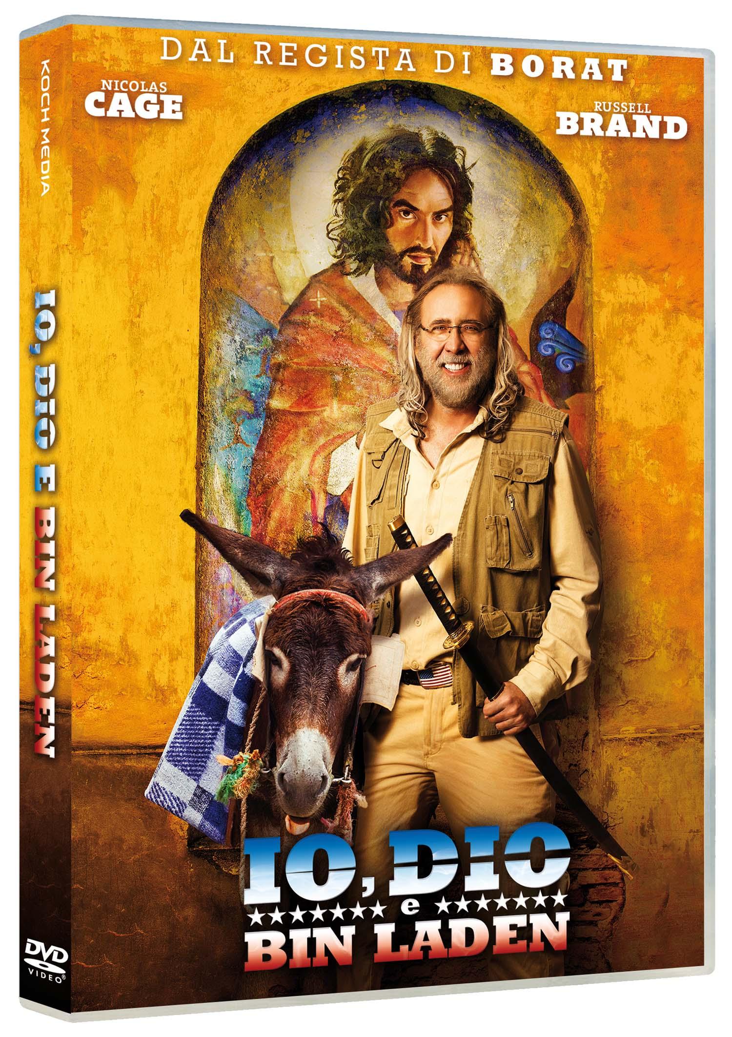 IO DIO E BIN LADEN (DVD)