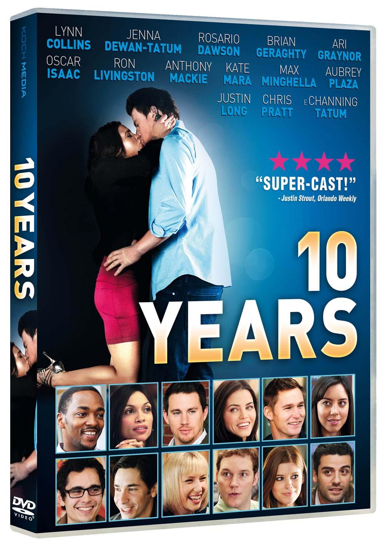 10 YEARS (DVD) - USATO