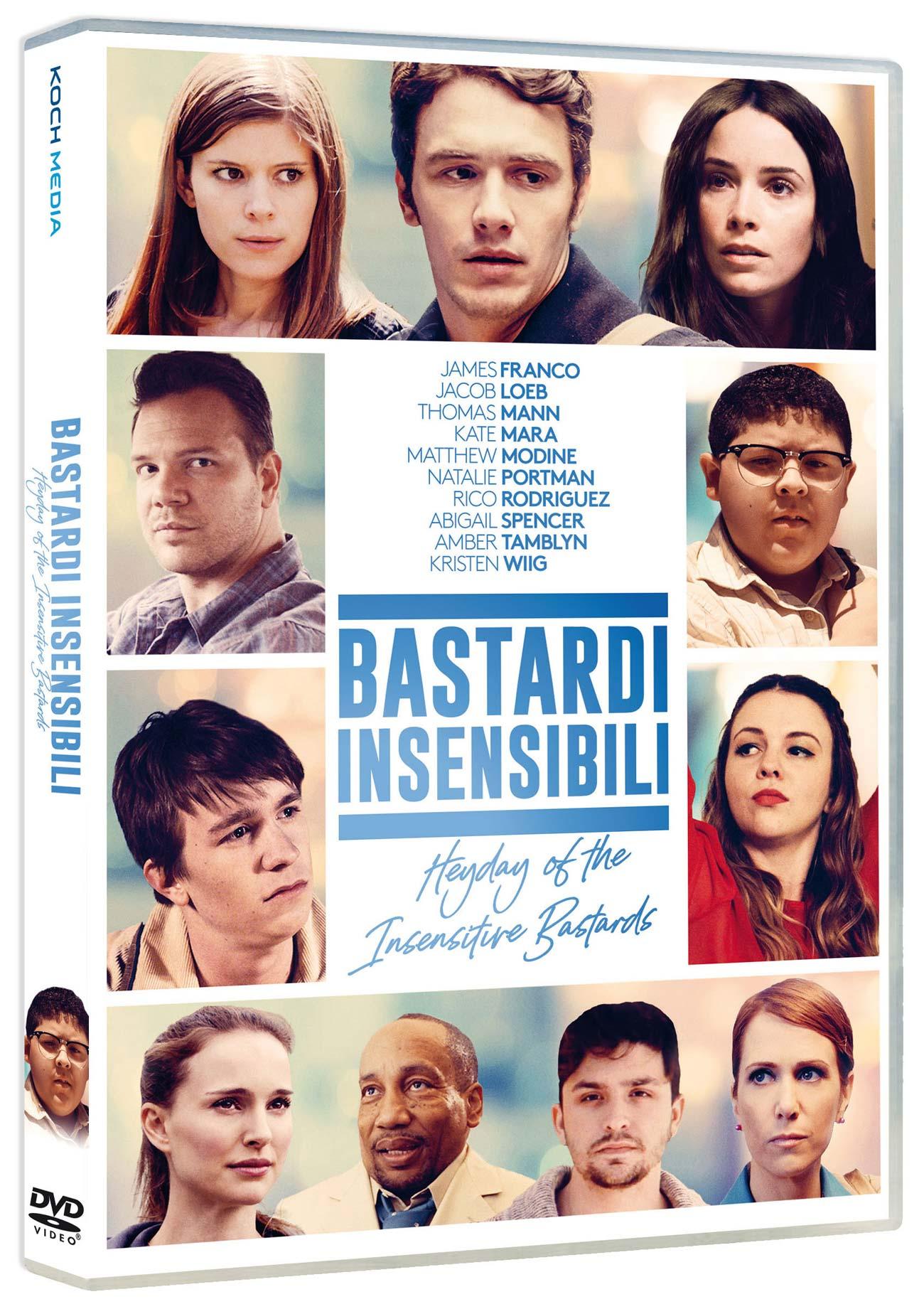 BASTARDI INSENSIBILI (DVD)