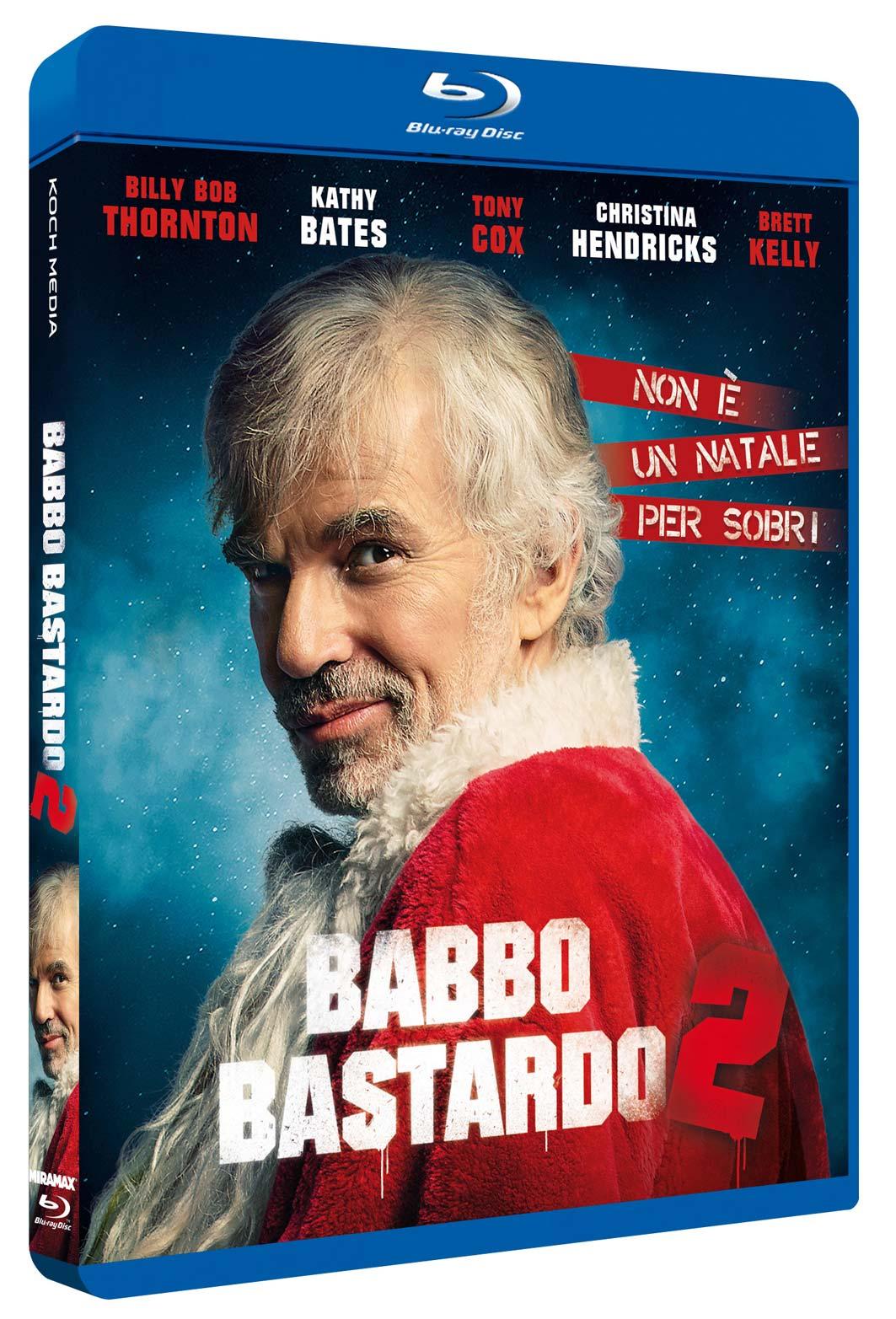 BABBO BASTARDO 2 - BLU RAY