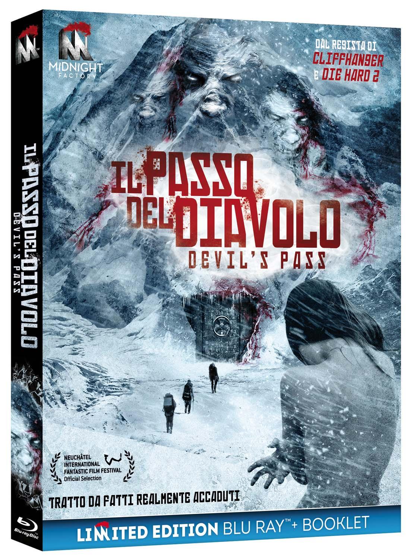 IL PASSO DEL DIAVOLO (LTD) (BLU-RAY+BOOKLET)
