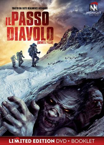 IL PASSO DEL DIAVOLO (LTD) (DVD+BOOKLET) (DVD)
