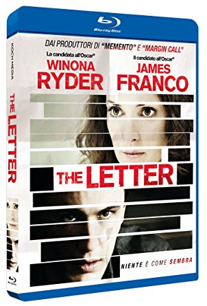 THE LETTER - BLU RAY