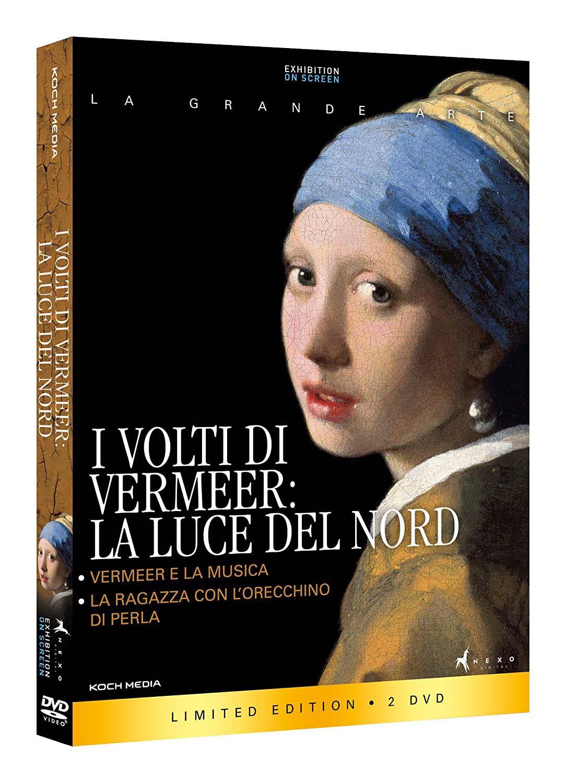 I VOLTI DI VERMEER - LA LUCE DEL NORD (2 DVD) (DVD)