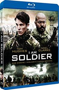 I AM SOLDIER - BLU RAY