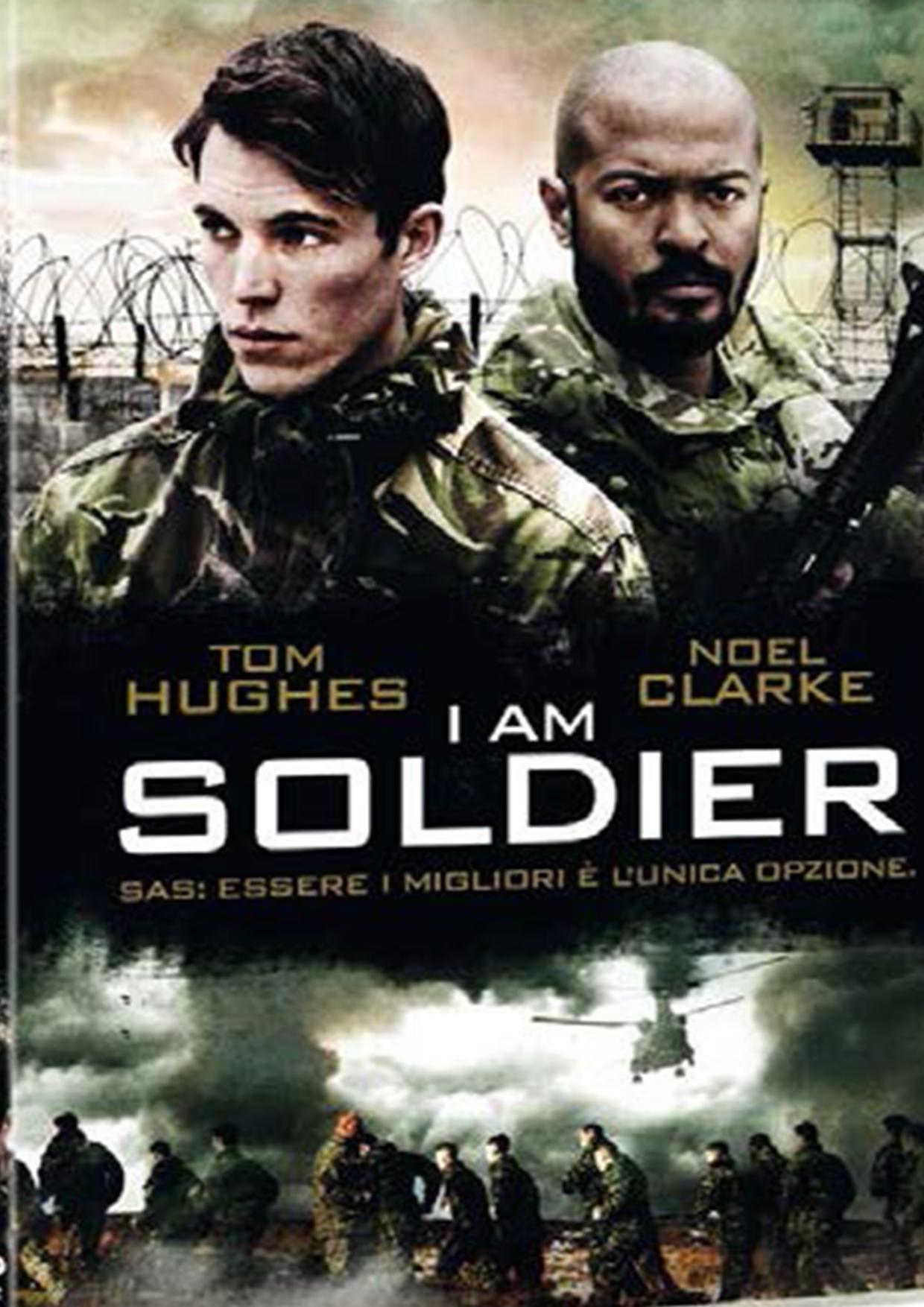 I AM SOLDIER (DVD)