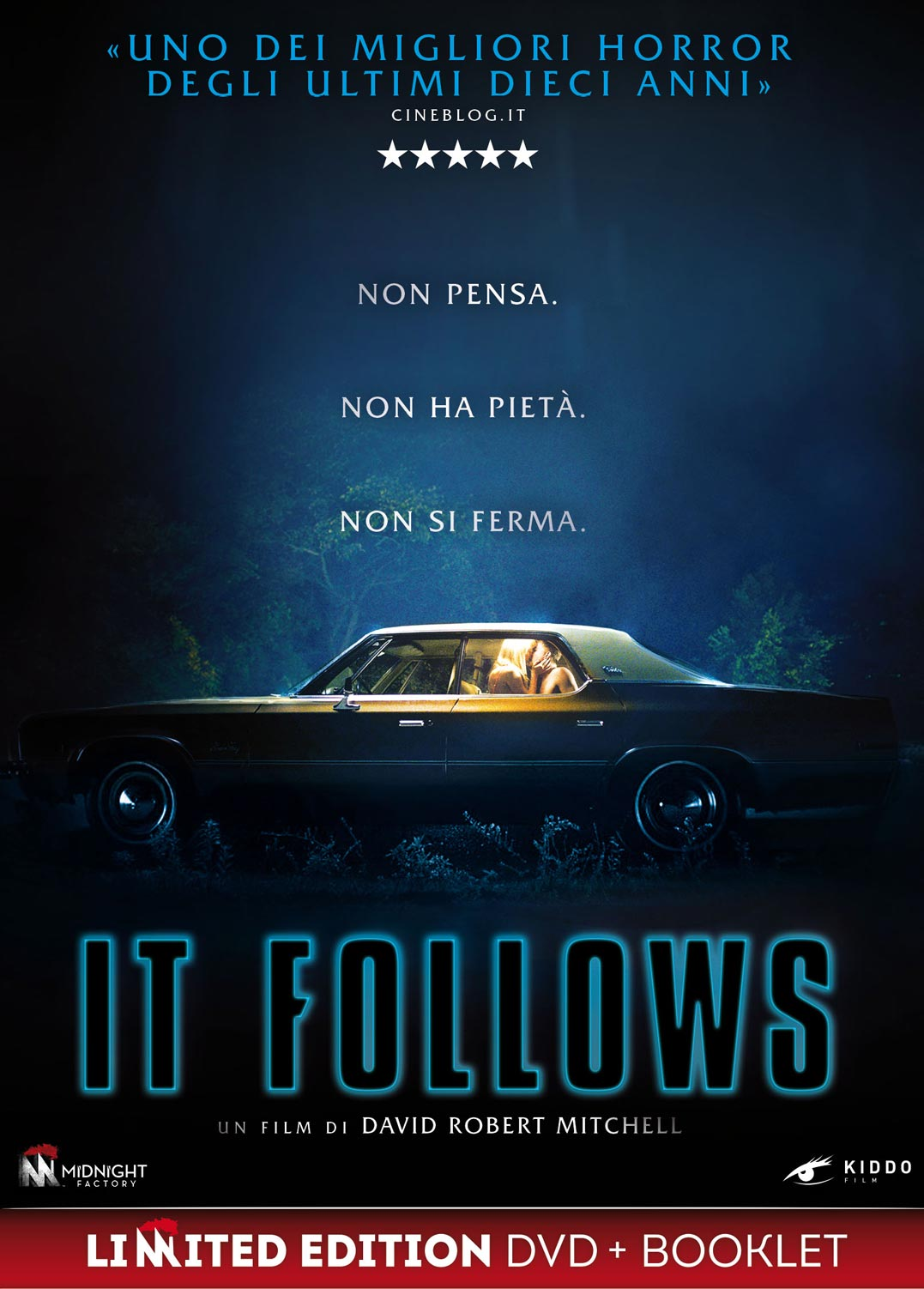 IT FOLLOWS (LTD) (DVD+BOOKLET) (DVD)