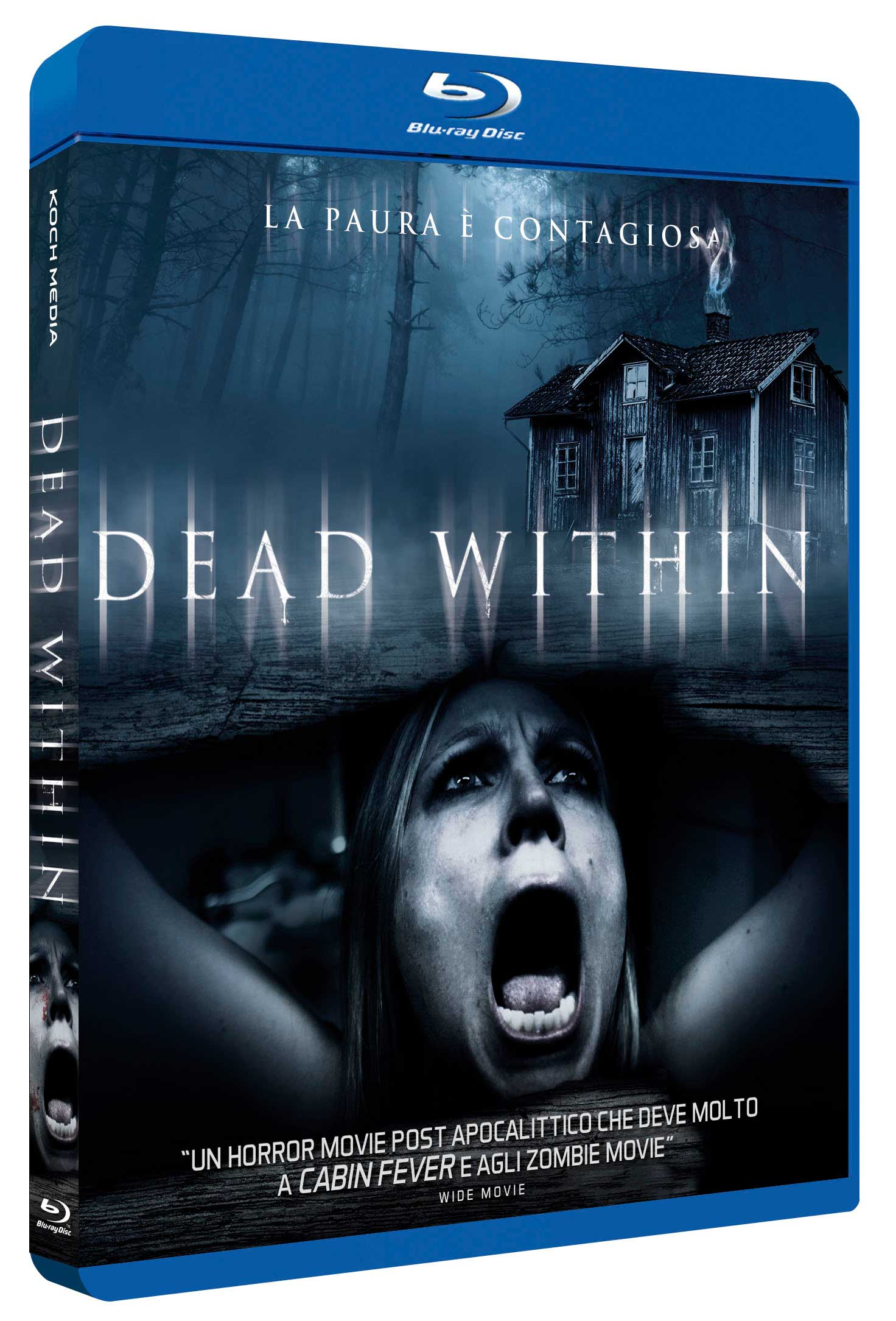 DEAD WITHIN - BLU RAY
