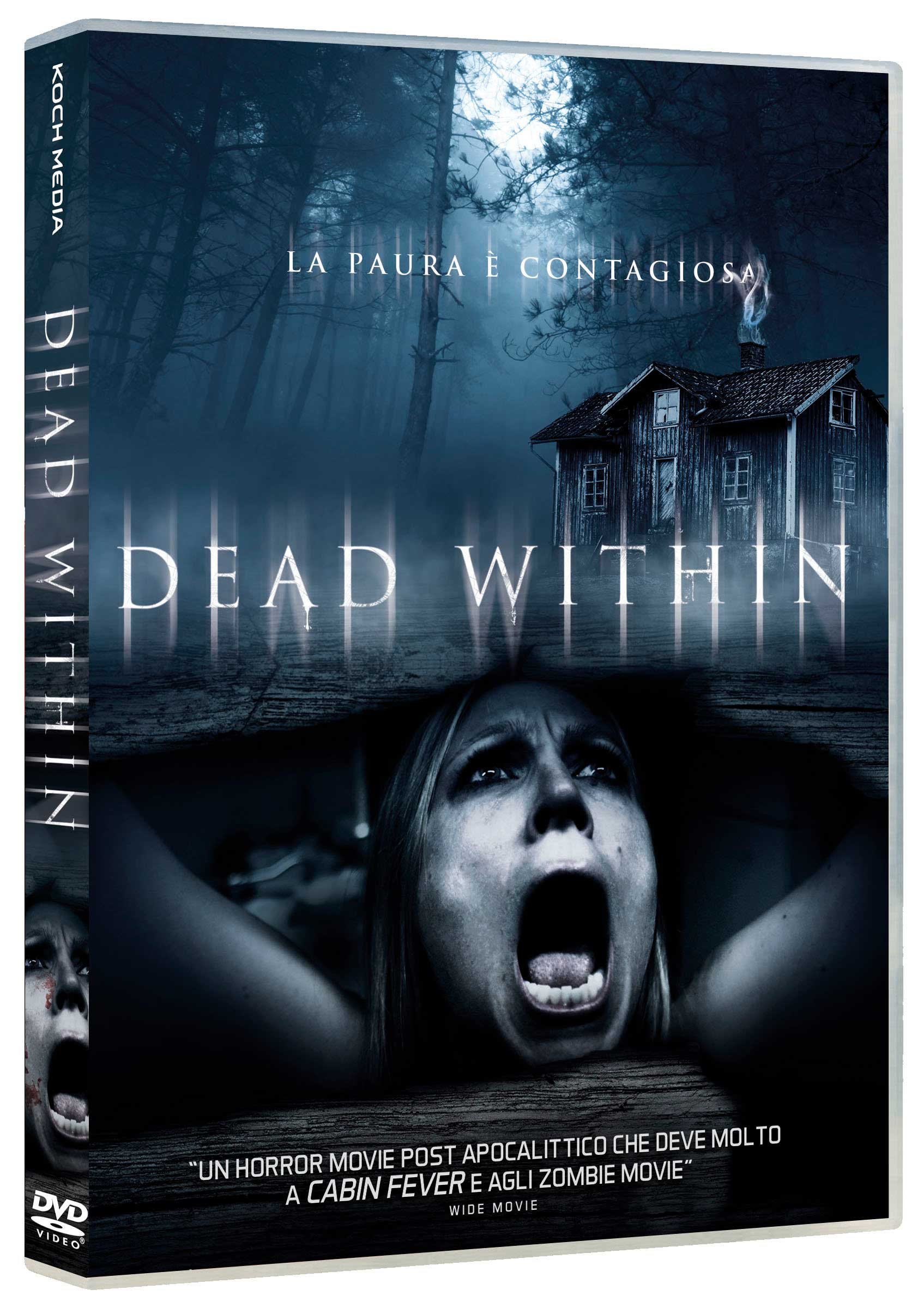 DEAD WITHIN (DVD)