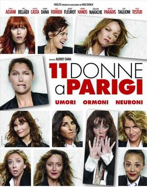 11 DONNE A PARIGI (DVD)