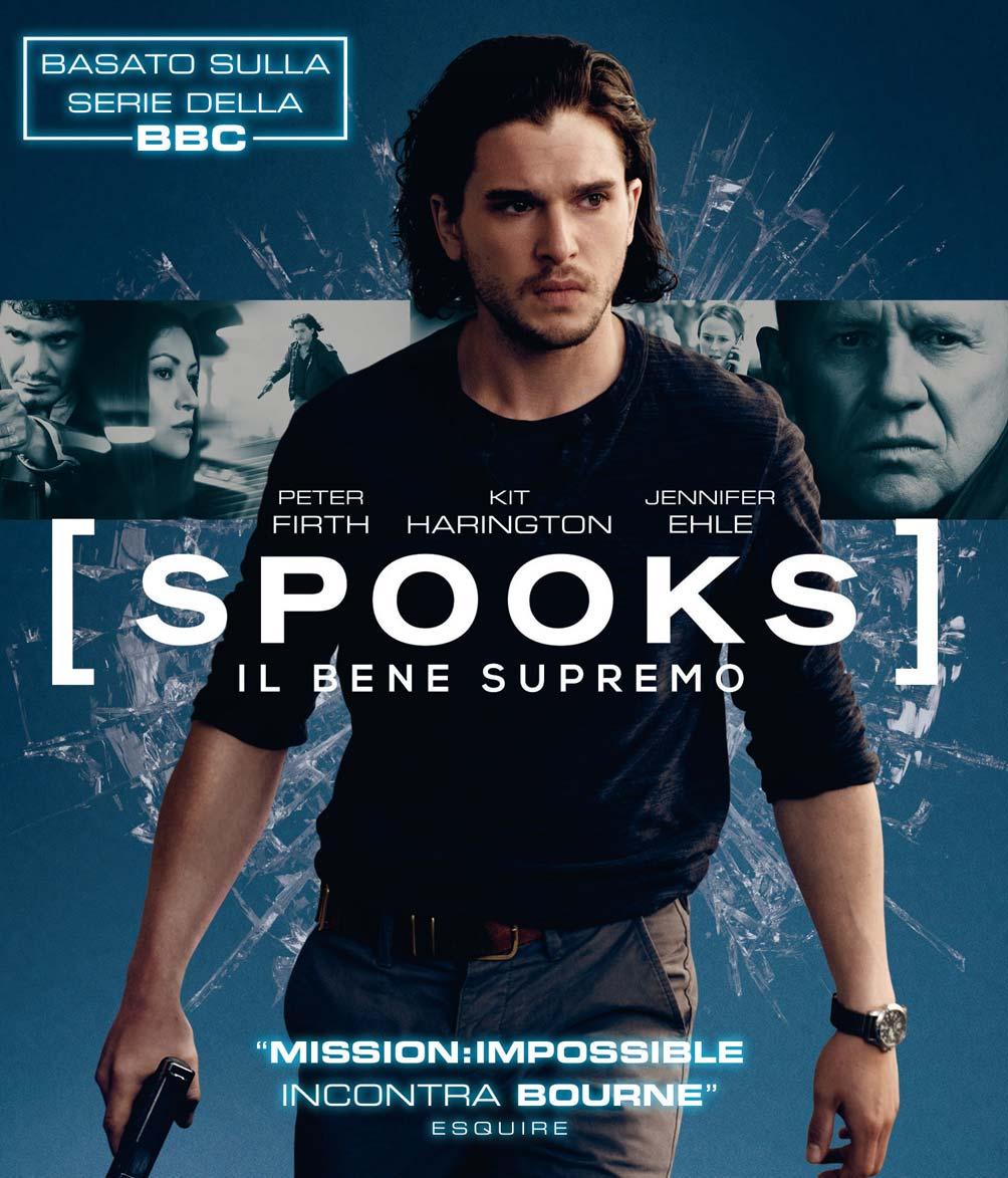 SPOOKS - IL BENE SUPREMO