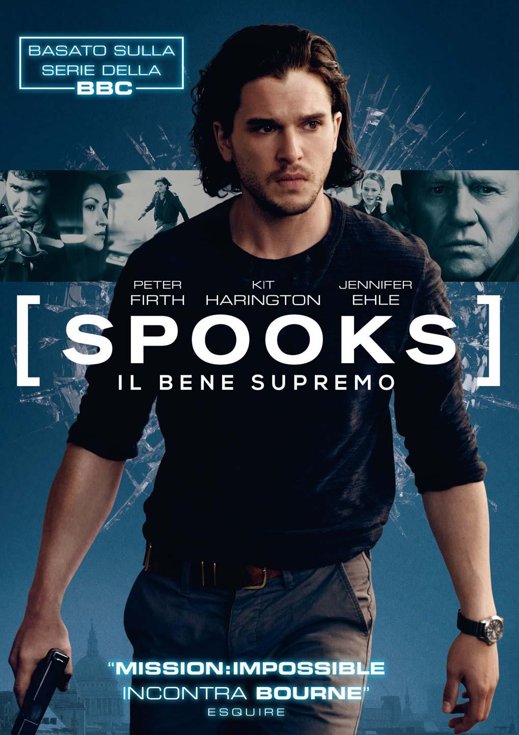 SPOOKS - IL BENE SUPREMO (DVD)