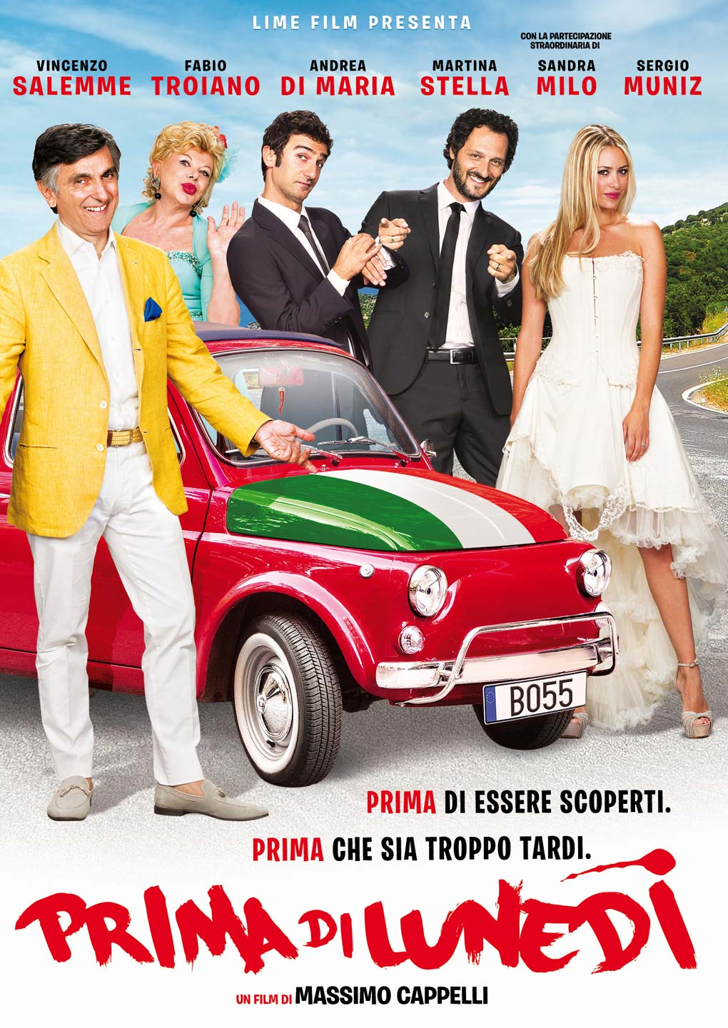 PRIMA DI LUNEDI' (DVD)