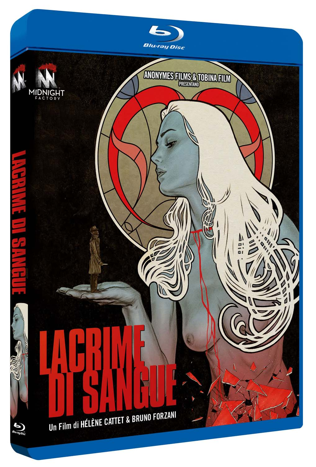 LACRIME DI SANGUE (BLURAY)