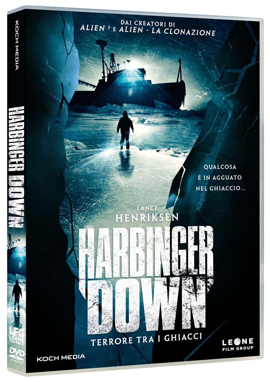 HARBINGER DOWN - TERRORE TRA I GHIACCI (DVD)