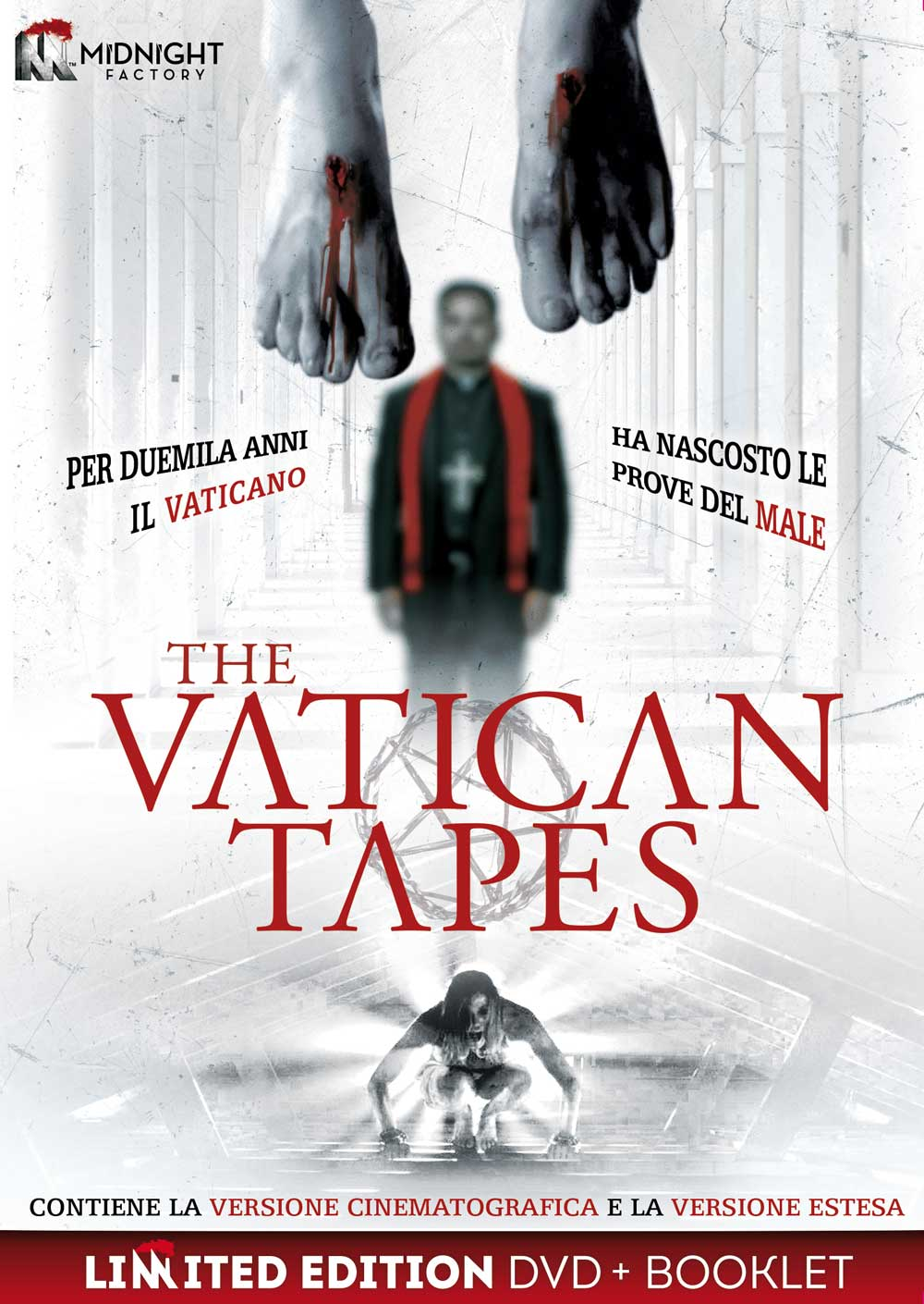 THE VATICAN TAPES (LTD) (DVD+BOOKLET) (DVD)