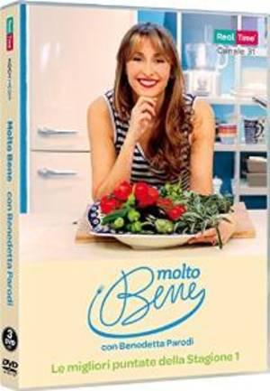 COF.MOLTO BENE CON BENEDETTA PARODI -3DVD (DVD)
