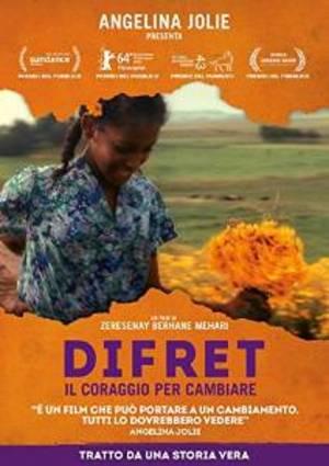 DIFRET - IL CORAGGIO PER CAMBIARE (DVD)