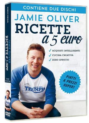 JAMIE OLIVER - RICETTE A 5 EURO (2 DVD) (DVD)