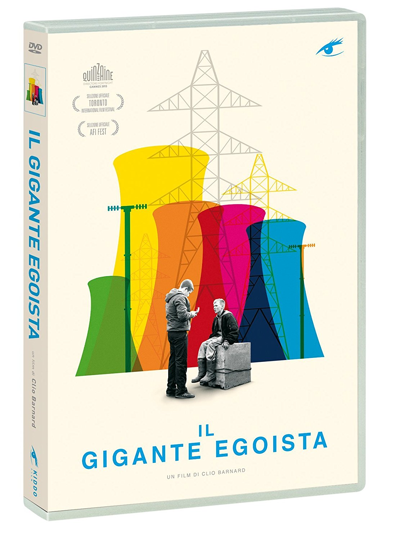 IL GIGANTE EGOISTA (DVD)