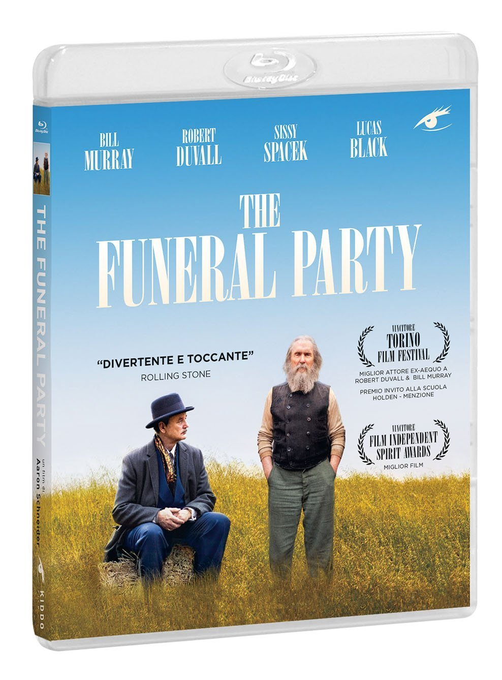 THE FUNERAL PARTY - BLU RAY
