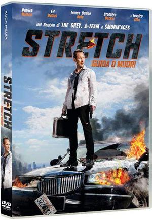 STRETCH - GUIDA O MUORI (DVD)