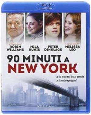 90 MINUTI A NEW YORK (BLU RAY)