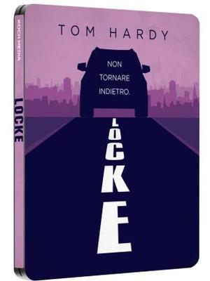 LOCKE (LTD STEELBOOK) (BLU RAY)