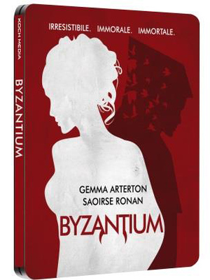 BYZANTIUM (LTD STEELBOOK) (BLU RAY)