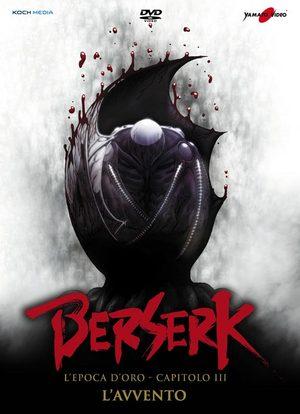 BERSERK - L'EPOCA D'ORO CAPITOLO 3 - L'AVVENTO (DVD)