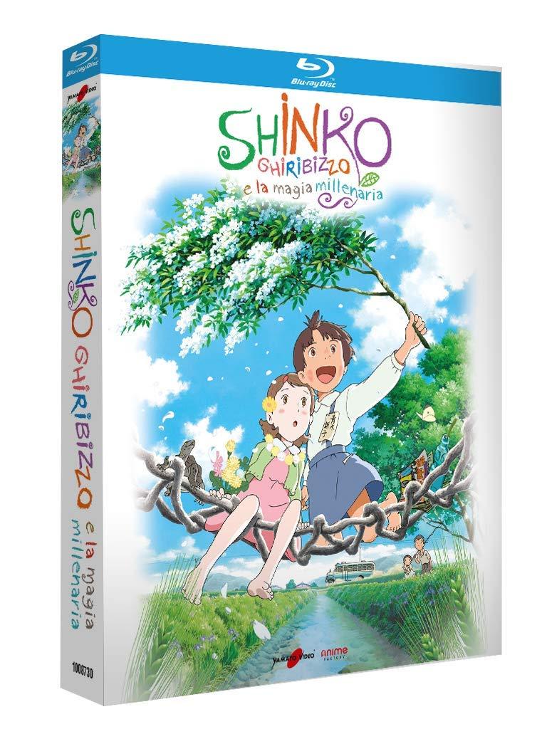 SHINKO E LA MAGIA MILLENARIA - BLU RAY