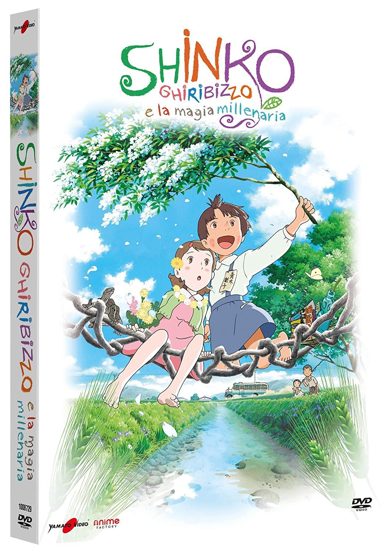 SHINKO E LA MAGIA MILLENARIA (DVD)