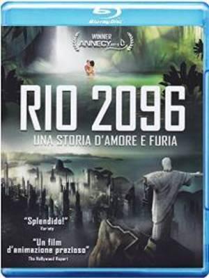 RIO 2096 - UNA STORIA D'AMORE E FURIA (BLU RAY)