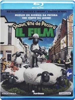 SHAUN - VITA DA PECORA - IL FILM (BLU RAY)